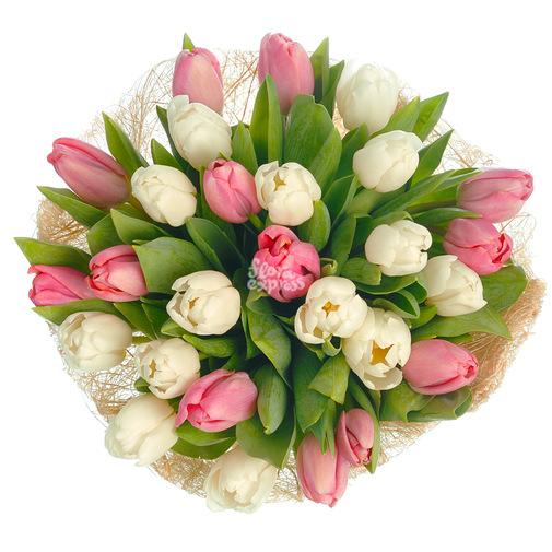 Цвета любви - изображение букета 2