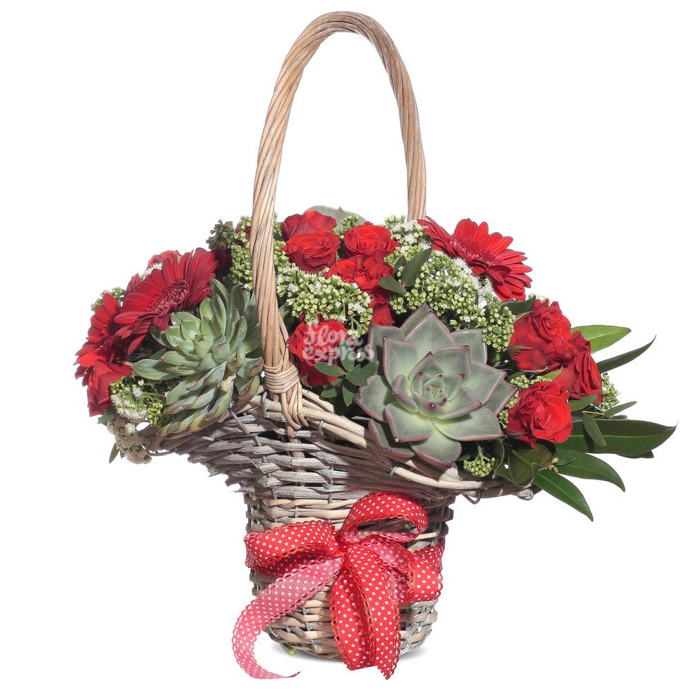 Букет «Flora Express», Кармен