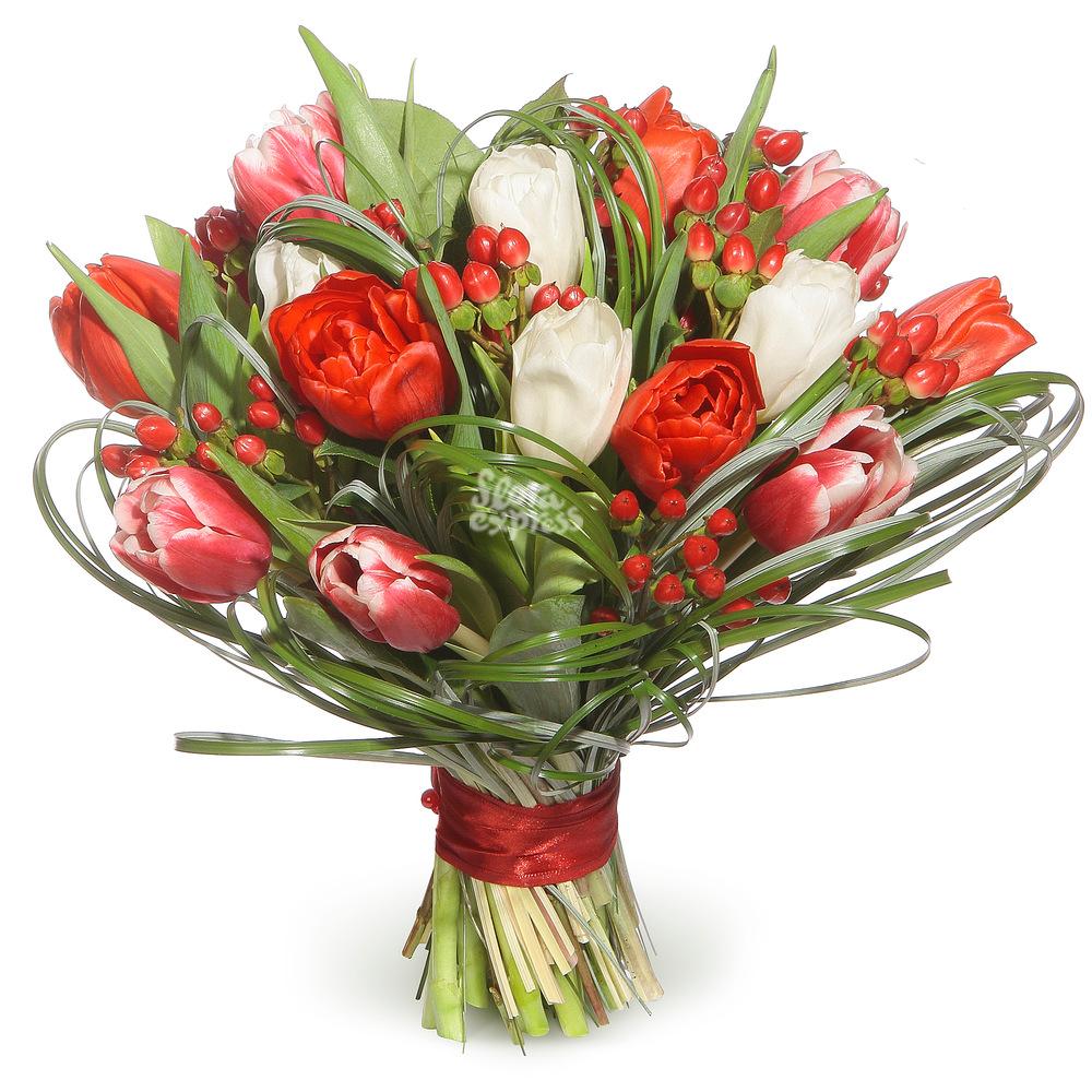 Букет «Flora Express», Цветочный подарок