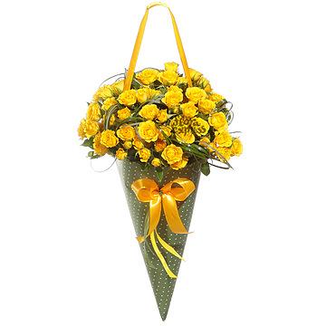 Букет Цветочный шедевр