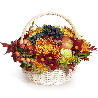 Букет Осенние дары