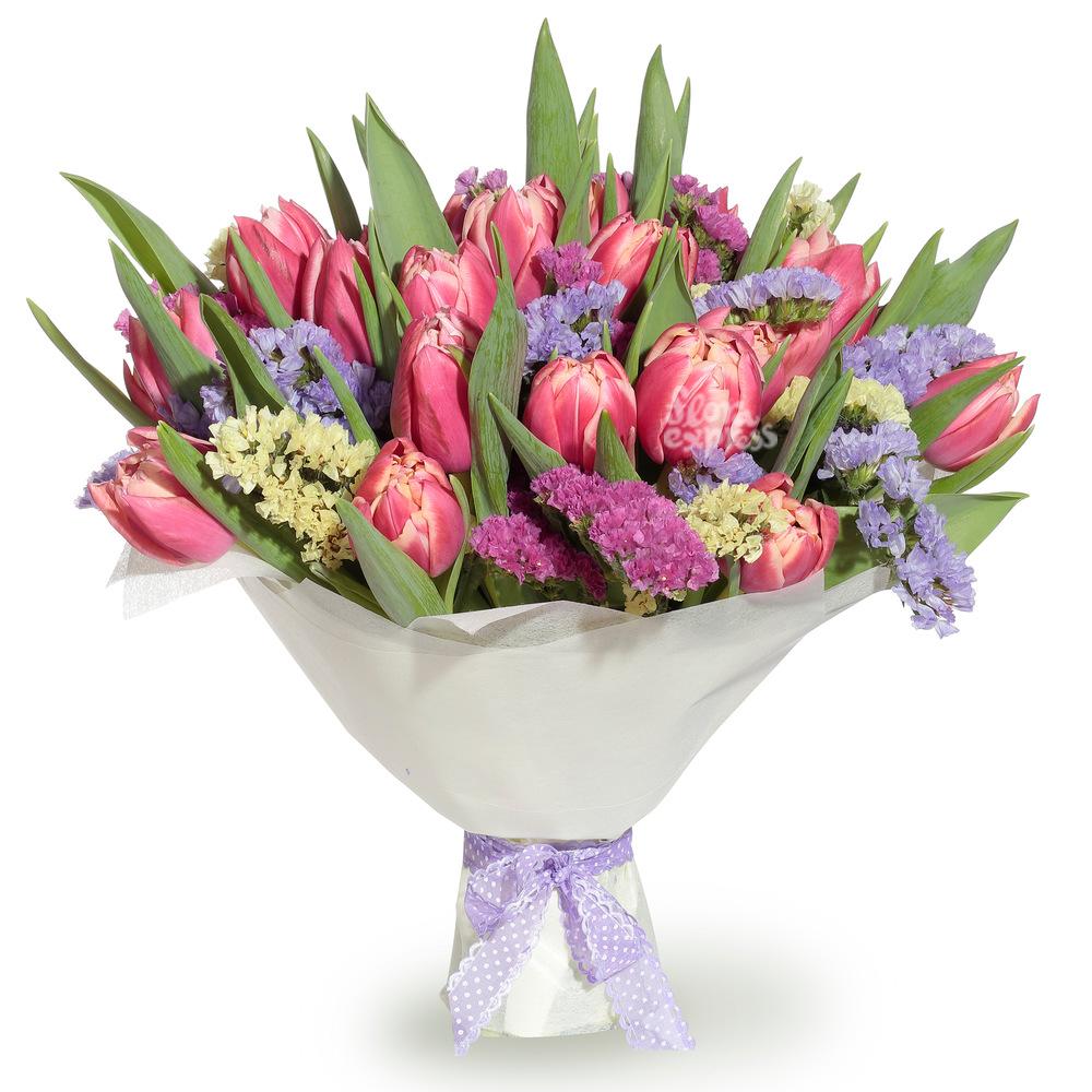 Букет «Flora Express» Пазл любви