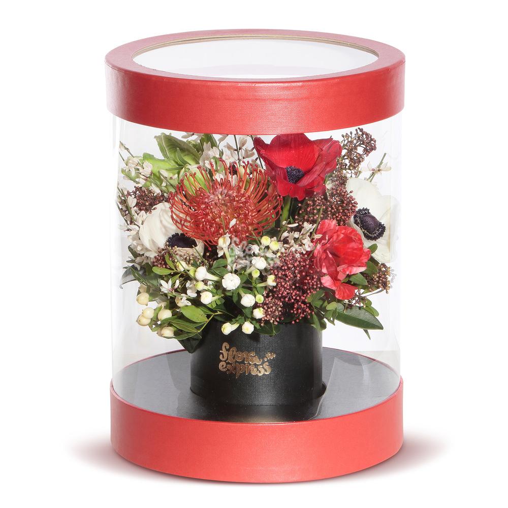 Букет «Flora Express», Нежность и страсть