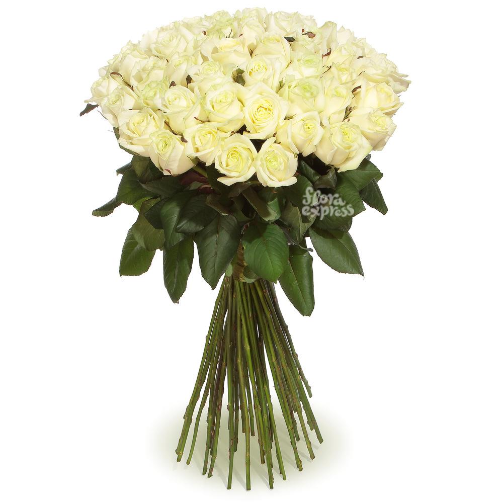 Букет «Flora Express», Букет белых роз